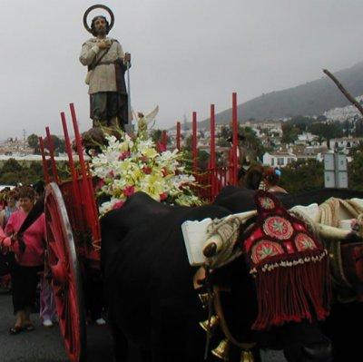 Intens end julen, er ikke alene en religiøs ceremoni, den er også en