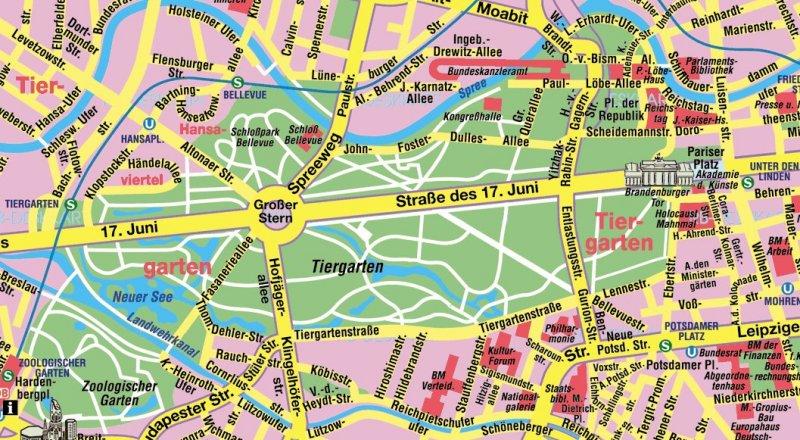 Berlin Vores Yndlingshovedstad Med Rigsdagsbygningen