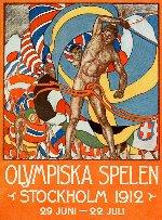 Ved OL i Stockholm vinder Danmark guld i fire-årers inrigger