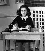 Anne Frank, dagbogsforfatter (