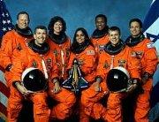Besætningen på rumfærgen Columbia