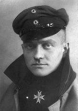 Baron Manfred Freiherr von Richthofen, bedre kendt som Den Røde Baron