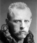Fridtjof Nansen, norsk opdagelsesrejsende, polarforsker og diplomat