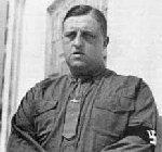 Den danske nazileder Fritz Clausen
