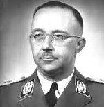 SS Reichsführer Heinrich Himmler
