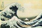 Bølgen af Katsushka Hokusai