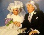 Simon Spies og Janni Brodersen bliver gift