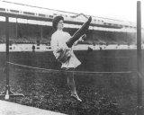 Dansk OL-deltager i stående højdespring i London 1908
