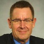 Poul Nyrup Rasmussen, socialdemokratisk statsminister fra 1993-2001