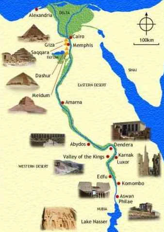 Nilkryds Fra Aswan Til Luxor