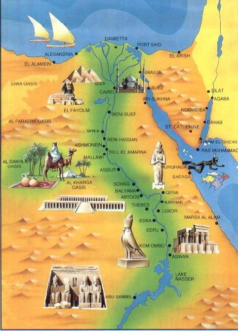 Med Rejseholdet I Sharm El Sheikh Pa Sinai Halvoen I Egypten