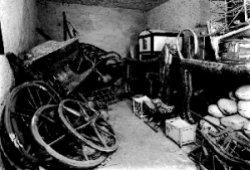 tutankhamon graven og skattene