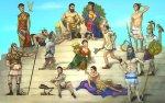 Olympens guder - klik for at l�se mere