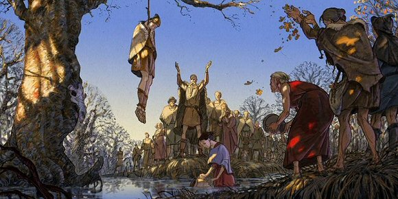 guder nordisk mytologi