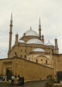 Muhammad Ali Moskeen i Cairo